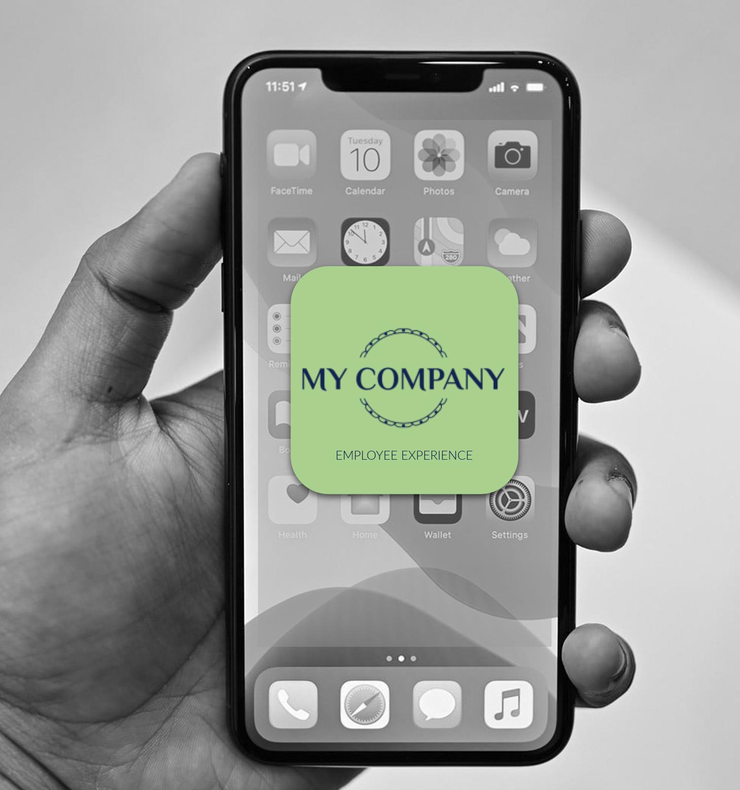 App Empresas Experiencia de Empleado