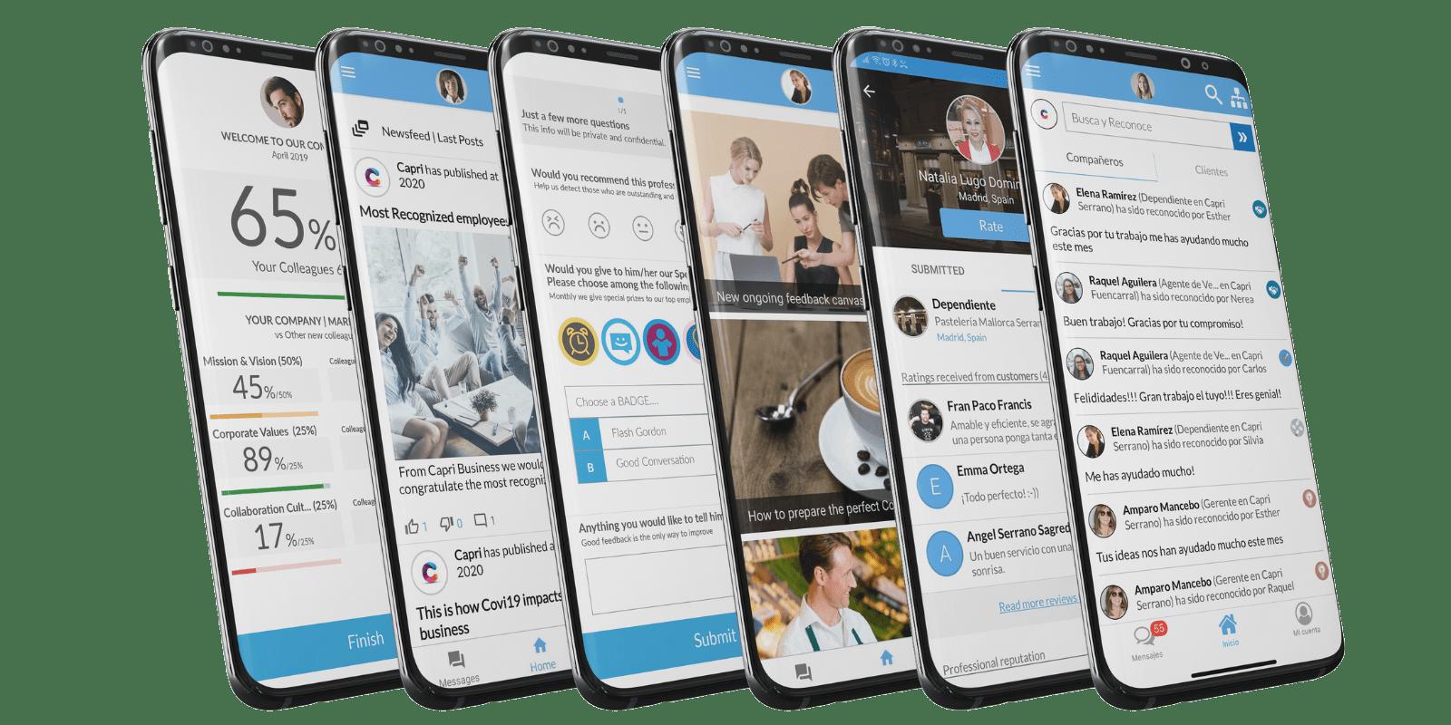App Guudjob Experiencia Empleado