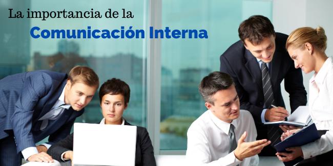 Importancia de la comunicación interna
