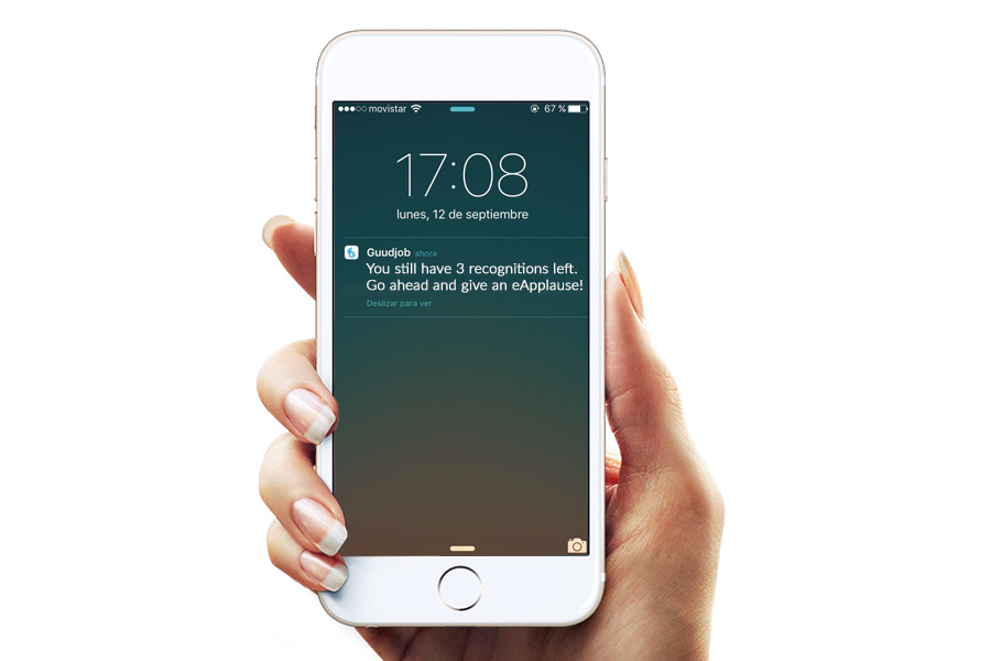 Gamification Employee Recognition