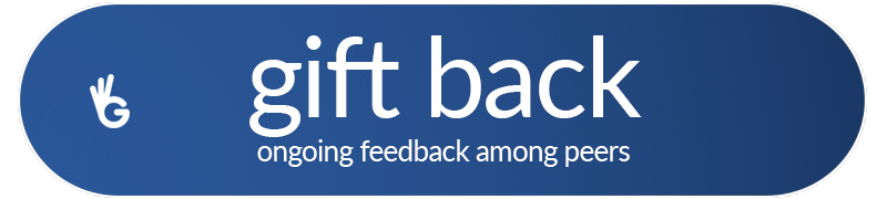 Guudjob GiftBack: Feedback continuo entre compañeros