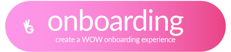 Simple onboarding for businesses