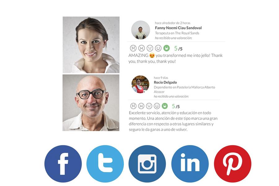 Aumenta la Motivación con Valoraciones en Redes Sociales